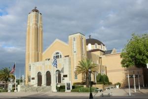 Tarpon Springs Greek Church
